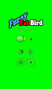 Funny Fat Bird- screenshot thumbnail