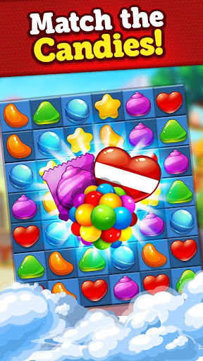 Candy Craze 2020: Match 3 Games Free New No Wifi Apk 1