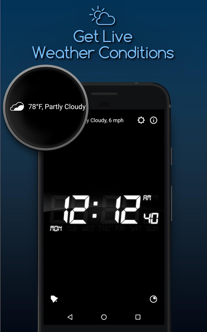 Alarm Clock for Me free Android 3