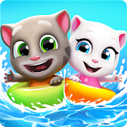 Tải Bản Hack Game Talking Tom's Pool [Mod: Money / Lives / Keys] Full Miễn Phí Cho Android
