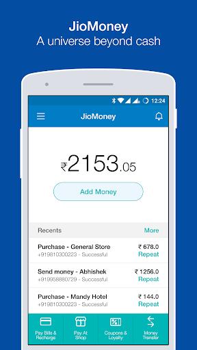 JioMoney Wallet for PC