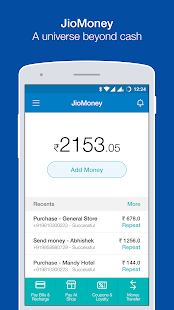 Download JioMoney Wallet For PC Windows and Mac apk screenshot 1