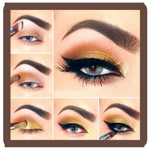 Easy Make Up Tutorials For Beginner Aplicații Pe Google Play