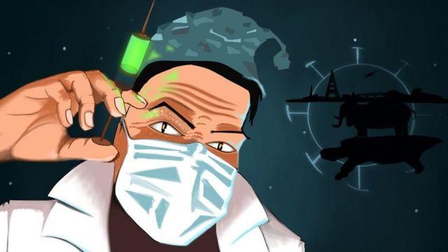 Ковід-дисидент і вакцини