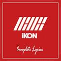 iKON Lyrics (Offline) icon