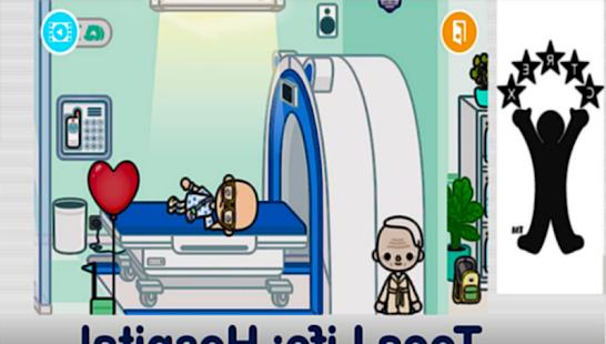 New Toca Life : Hospital Hits - náhled
