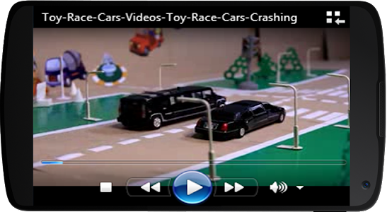 Toy Car Video screenshot 3