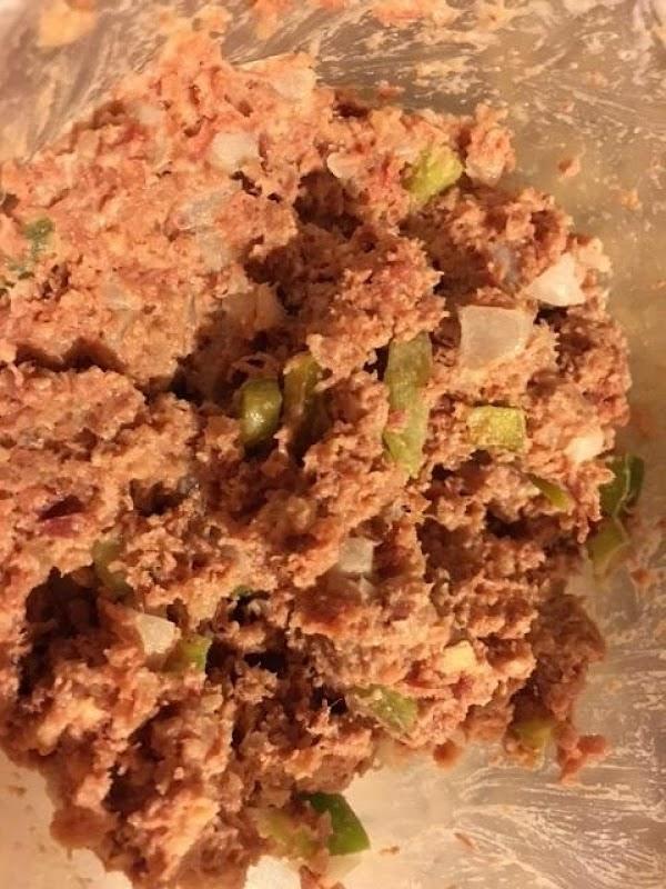 Corned Beef Salad Sandwiches - Bahamian Way Recipe