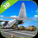 Army Cargo Plane – Tanks icon
