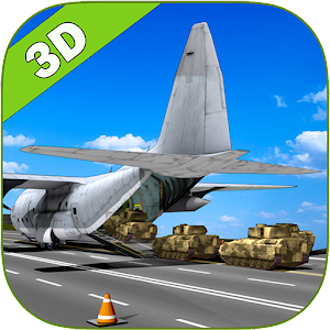 Army Cargo Plane – Tanks for PC and MAC