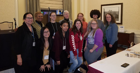 WIB-Pittsburgh Young Women In Bio Hosts High School Girls at WIB Panel Discussion, March 22, 2018