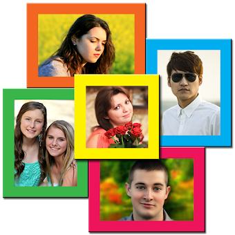 Pic collage Photo Frame Editor
