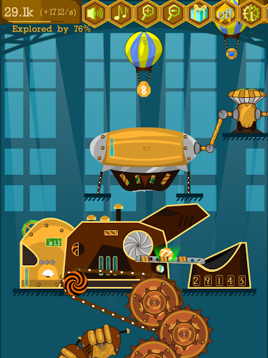 Idle Coin Factory: Incredible Steampunk Machines apkdebit screenshots 20