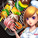 BBQ Cooking Games - BBQ games smoking meat chicken icon