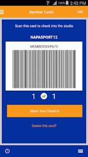 Napa Sports Association - náhled
