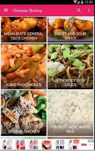 chinese shrimp recipes 30+ - náhled