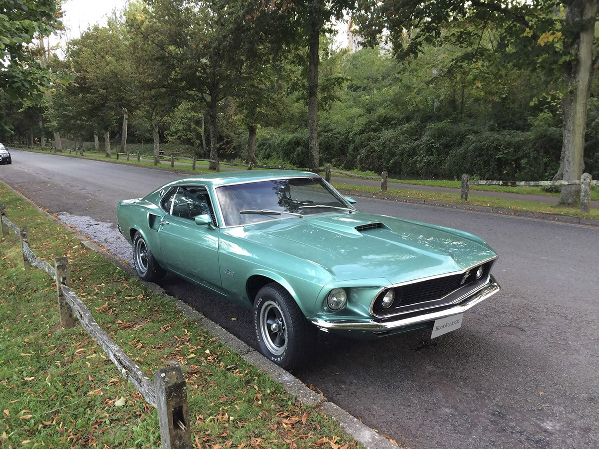 Ford Mustang Hire Hove