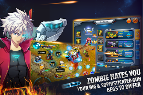 Zombie Fallout Android apk