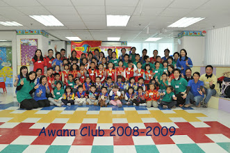 Photo: Awana Club 2008-2009