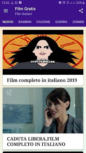 film gratis in streaming italiano screenshot 1