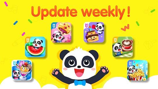 Baby Panda World 5