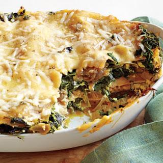 Spinach Lasagna.