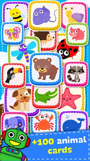 Match Game - Animals screenshots 14