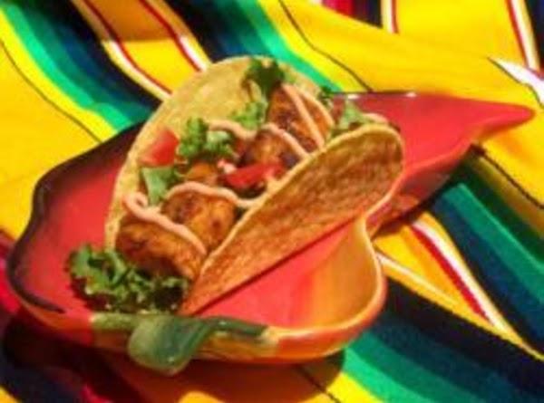 Plain Old Fish Tacos Recipe