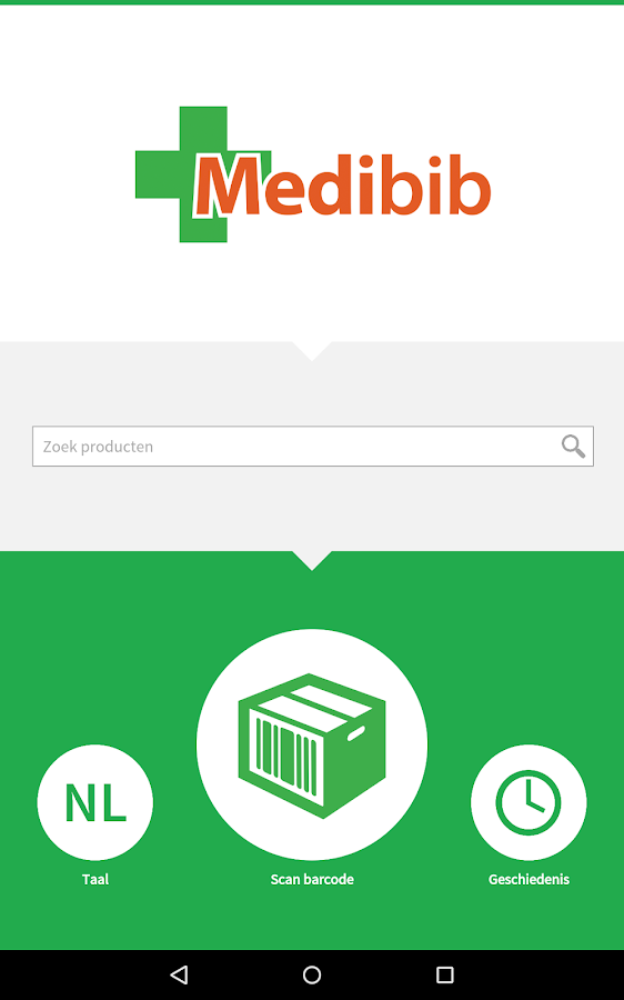 Medibib- screenshot