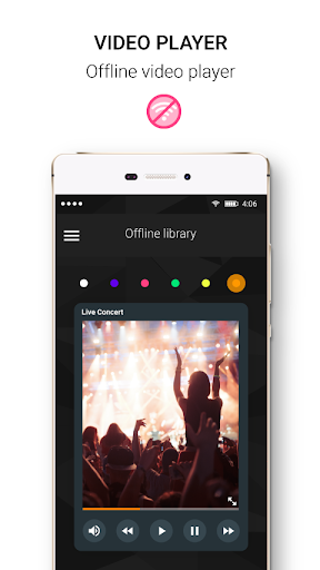 Video Player for Android 1.14 screenshots 1