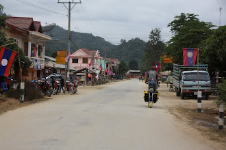 Photo: Day 246 - Arriving in the Patriotic Village of Vieng Thong