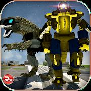 Dino Robot Transformation