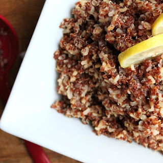 Quinoa Dirty Rice