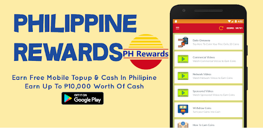 Philippine Rewards 1 0 (Android) - Download APK