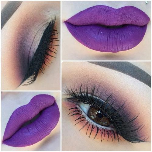 Lips Makeup ss2