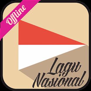 Lagu Nasional Indonesia - náhled
