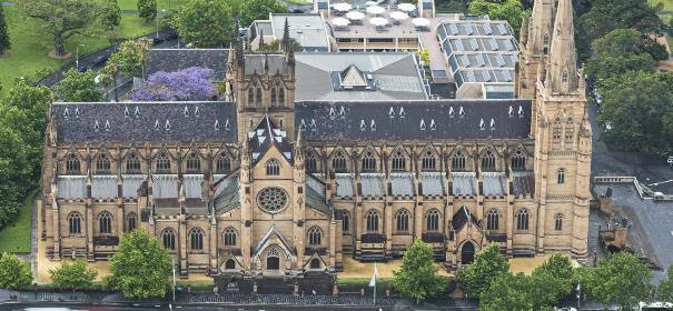 Catedral Católica St. Mary