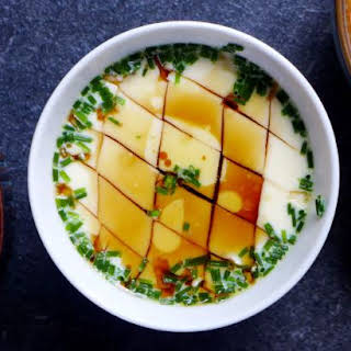 Chinese Steamed Eggs, A Perfectionist's Guide (蒸蛋羹).