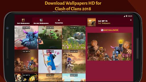 Download Clash Wallpapers Hd Coc Maps On Pc Mac With