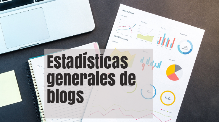 Estadísticas generales de blogs