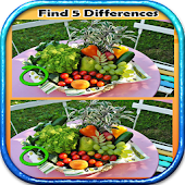 Find Difference on Fruit