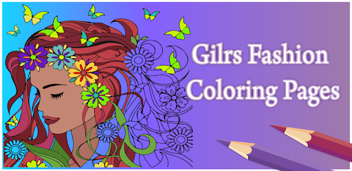 Приложения в Google Play – <b>Girls</b> Fashion Colouring Book