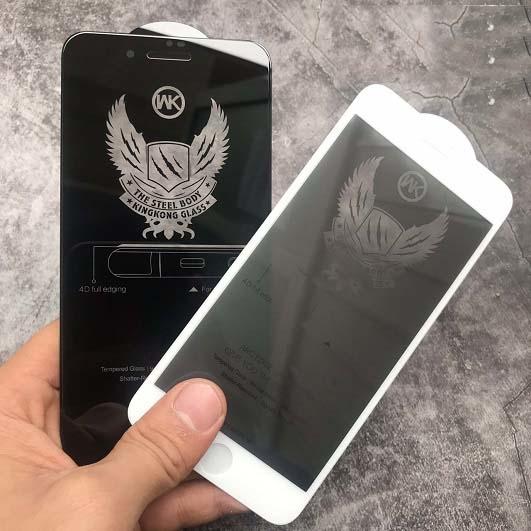 Kính cường lực TSM-Case Full chống nhìn trộm cho iPhone 7, 8 Plus