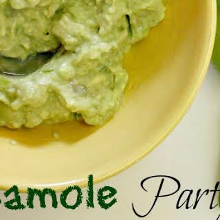 Guacamole Party Dip.