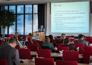 Photo: Arle Lommel, DFKI, outlining TBX-Min