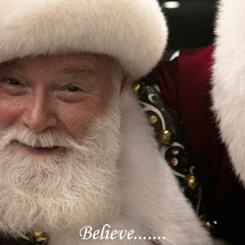 Believe by VAM Photography - Typography Captioned Photos ( places, culture, portrait, people, christmas, santa,  )