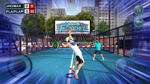 Heroes of Padel paddle tennis apklade screenshots 1