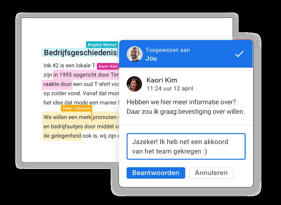 Gmail voor bedrijven