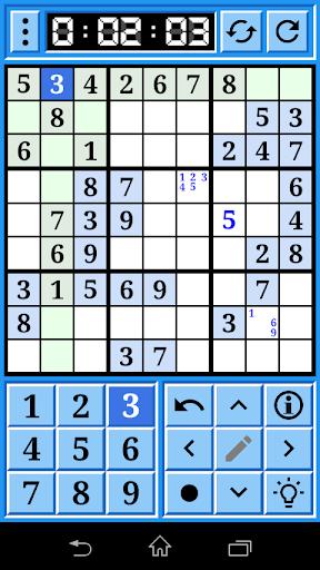 Classic Sudoku  screenshots 4