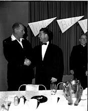 Photo: Bill Veeck at LL banquet